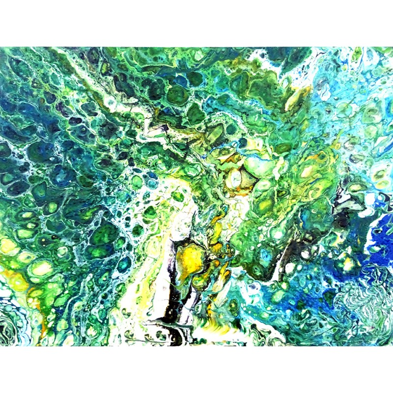 A River Flows in You - 30x40